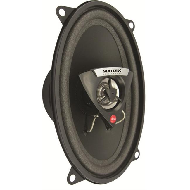 Matrix Audio RSX460 4 inch x 6 inch 2-Way Speakers - Pair