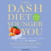 The DASH Diet Younger You - Audiobook