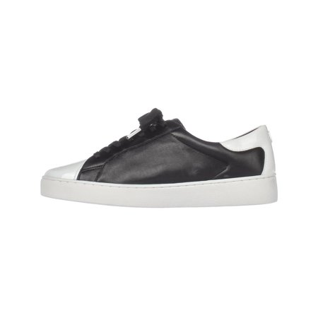 9922c385b5995 Michael Michael Kors - Michael Michael Kors Womens Frankie Leather Low Top Lace  Up Fashion Sneakers - Walmart.com