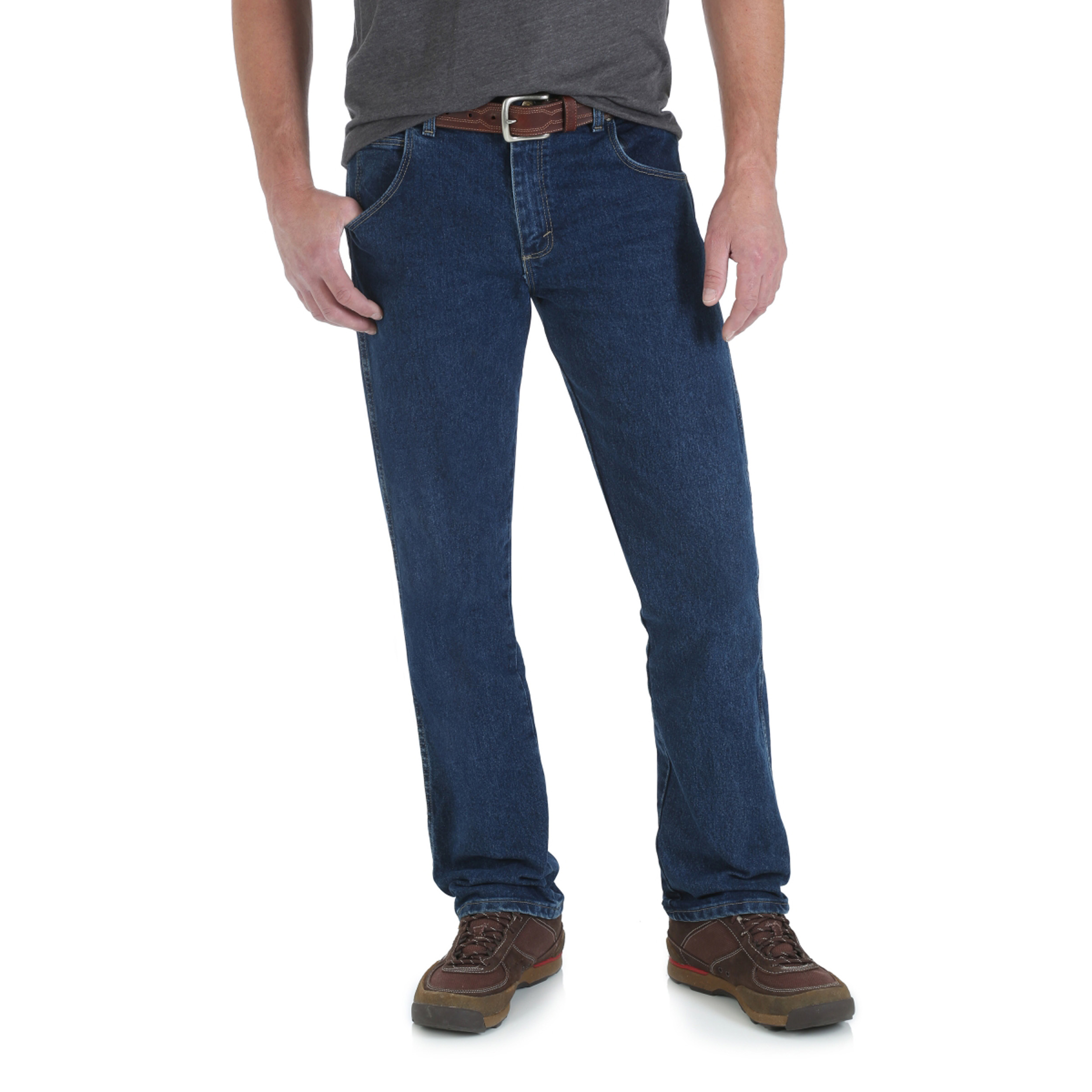wrangler rugged wear advanced comfort regular straight jean