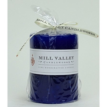 Mill Valley Candleworks Lily of the Valley Scented Pillar Candle