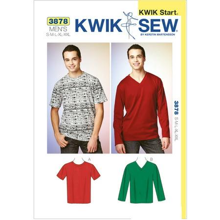 - Kwik Sew Pattern Shirts, (S, M, L, XL, XXL)