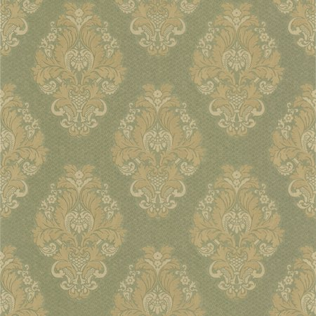 Mirage Bromley Satin Damask Wallpaper