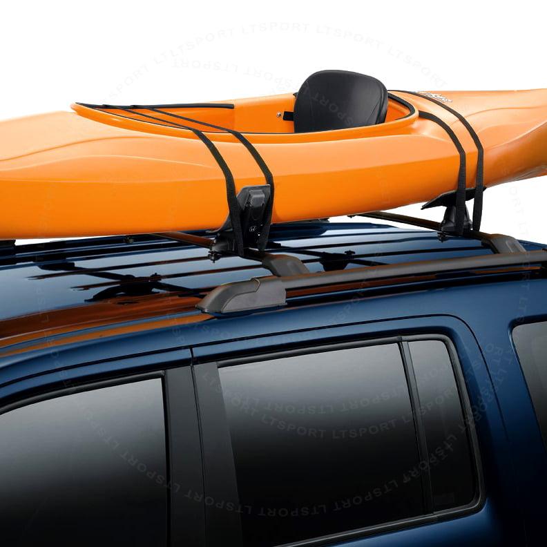 Fit Hyundai Kayak Rack Canoe Boat Carrier Cross Bar Mount Snow Surf Board Holder For Accent Azera Elantra Entourage Gene
