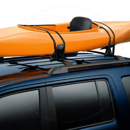 Surf Rack For Car >> 01 13 Infiniti Kayak Surf Board Canoe Boat Roof Carrier Saddle Rack Crossbar
