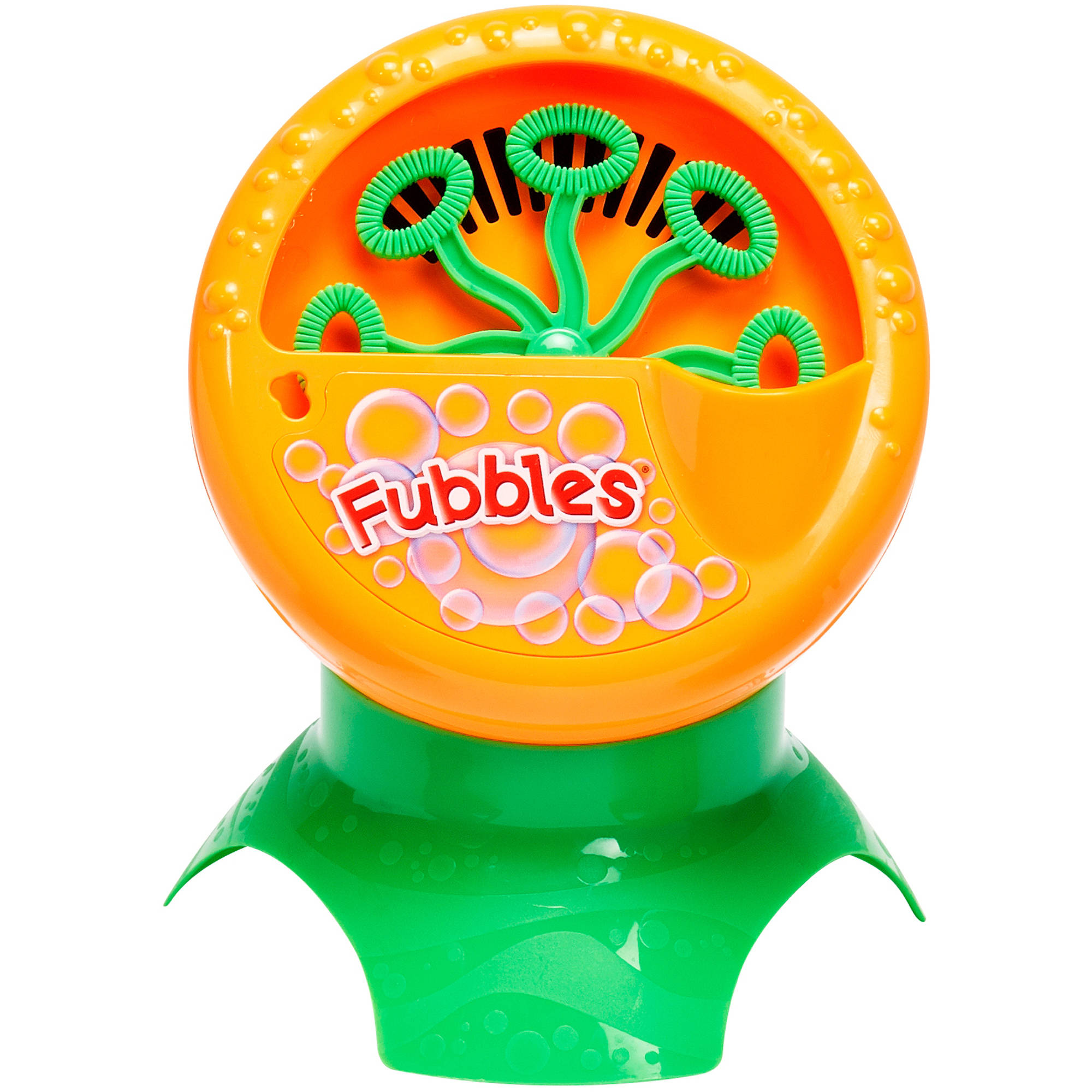 Little Kids Fubbles Bubble Blastin' Machine, Orange