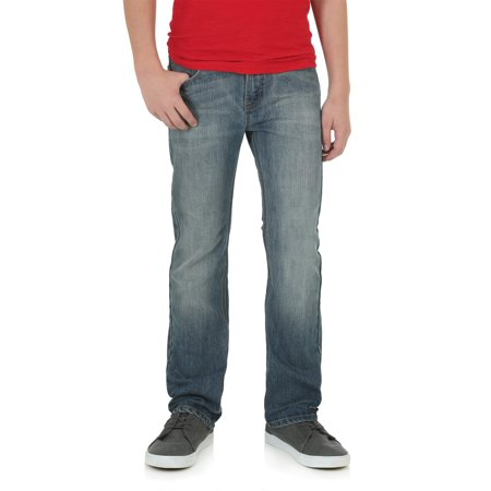 Wrangler Straight Fit Jean (Little Boys, Big Boys &