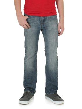 Wrangler Straight Fit Jeans (Little Boys, Big Boys, Husky, & Slim)