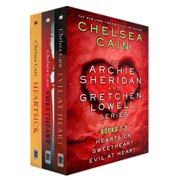The Archie Sheridan and Gretchen Lowell Series, Books 1-3 - eBook