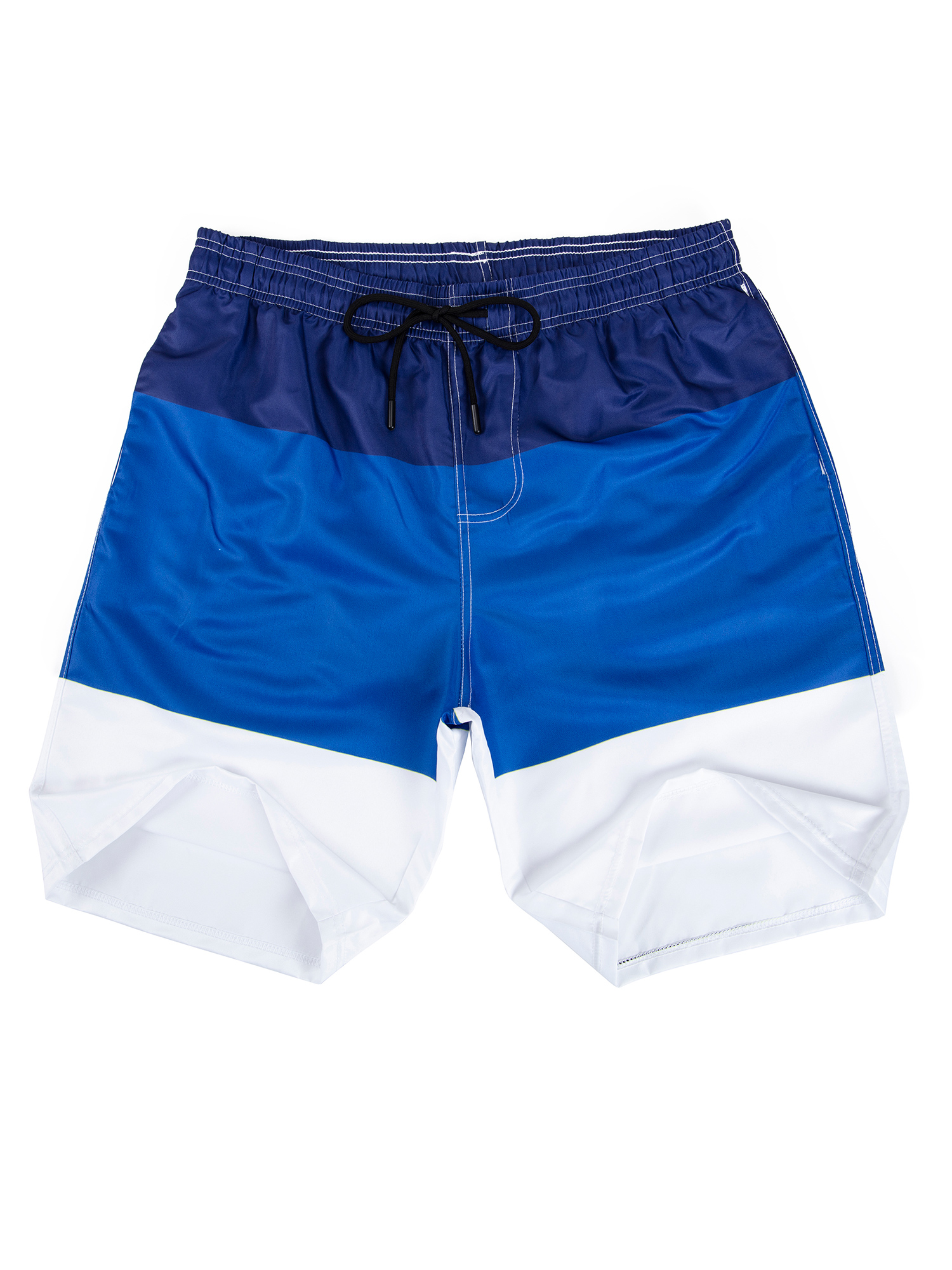 Mens Swim Trunks Wedding Birds Bride and Groom Quick Dry Beach Board Shorts with Mesh Lining