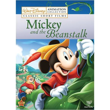 Walt Disney's Animation Collection Volume 1: Mickey And The Beanstalk - 5 Classic Short Films (Full Frame)