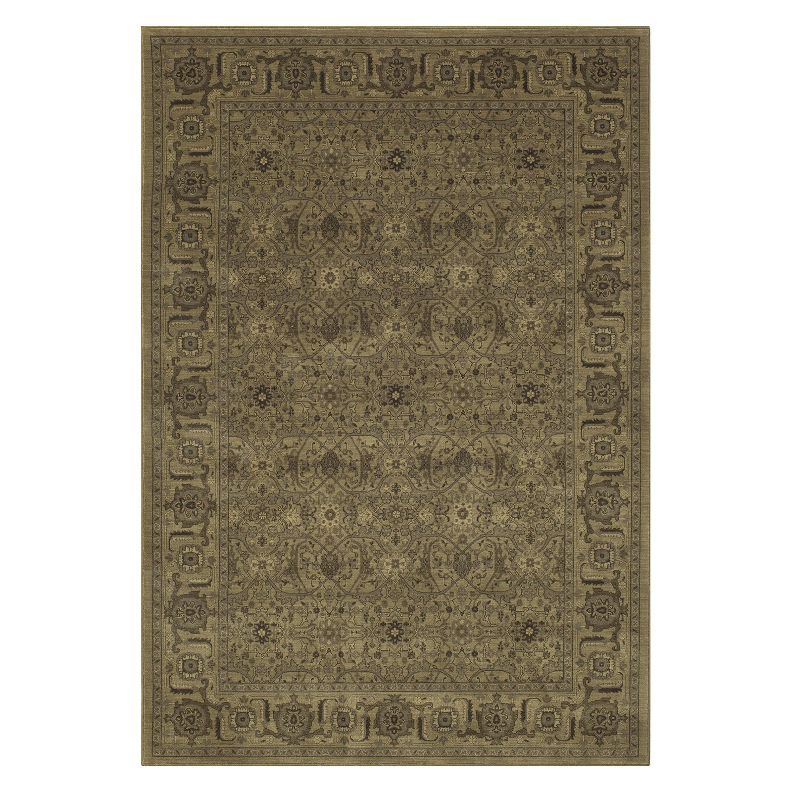 Momeni Encore Brown Area Rug