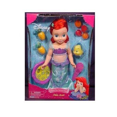 Playmates disney princess 15 little ariel doll
