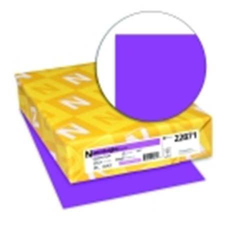 - Astrobrights 8.5 x 11 in. Paper Acid-Free Premium Card Stock - Planetary Purple, Pack 250