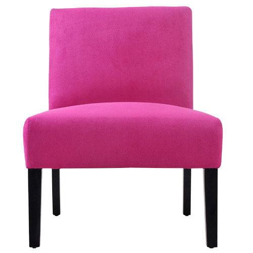Handy Living Nate Slipper Chair