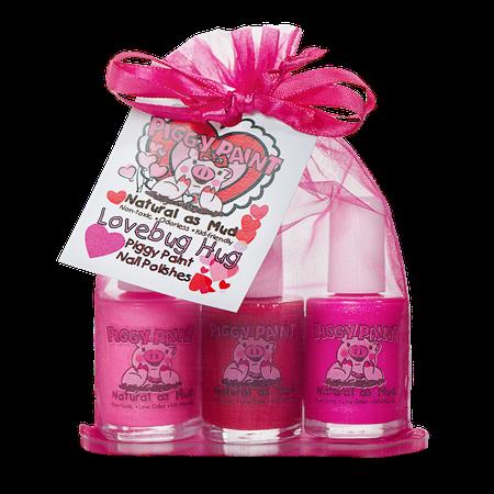 Piggy Paint 3 Piece Lovebug Hug Gift Set