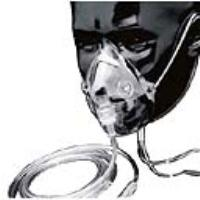 Adult Elongated Mask with 7' Tubing, Elastic Strap Style Model #: SA8110 Qty of 1](Halloween Atcs)