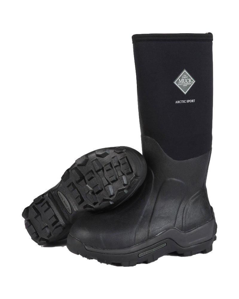 Muck Boots Unisex Adults Muckmaster High Wellington Boots