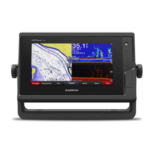 Garmin GPSMAP 742xs 7 Inches Touchscreen WVGA GPS Chartplotter/Sonar Combo