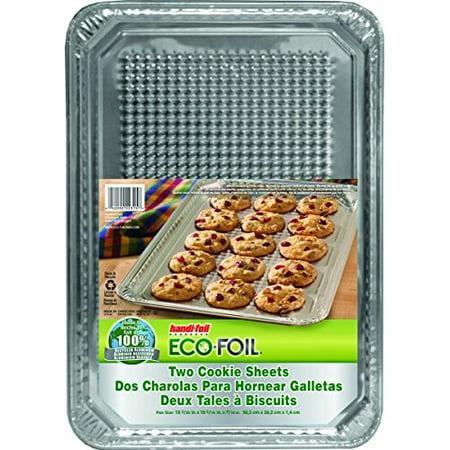 Handi-Foil Cookie Sheets, 2 (Foil Cookie Sheet)