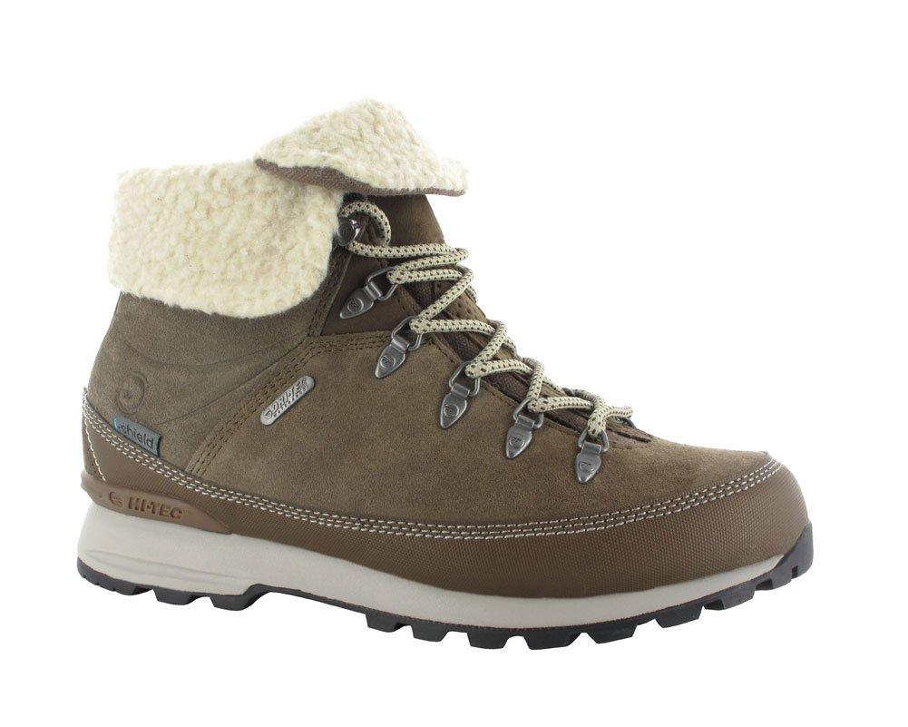 Hi-Tec Kono Espresso i Waterproof Winter Boots Women's by Hi-Tec