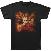 Korn Men's  Burst T-shirt Black