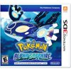 Pokemon Alpha Sapphire, Nintendo, Nintendo 3DS, [Digital Download], 0004549668053 Soar high above the Hoenn region on an unforgettable quest to be the very best Pokemon Trainer. As you catch, battle, and train a variety of Pokemon, you ll unleash powerful new Mega Evolutions. Seek out Legendary Pokemon from regions near and far while and uncover the secret powers of Primal Groudon and Primal Kyogre!If someone claims you should pay them in Walmart gift cards, please report it at FTC Complaint Assistant. Read more at Gift Card Fraud Prevention