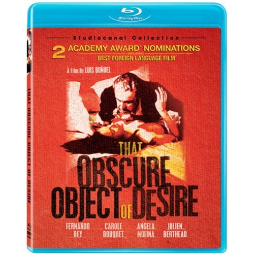 That Obscure Object Of Desire (Blu-ray) (Widescreen)