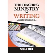 The Teaching Ministry Of Writing - eBook