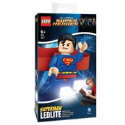 Lego DC Superman Head Lamp (Other)