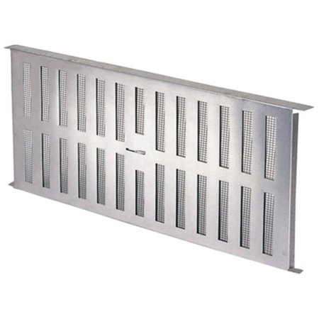 Whole House Vents (FA109000 Aluminum Foundation Vent With Slider Mill )