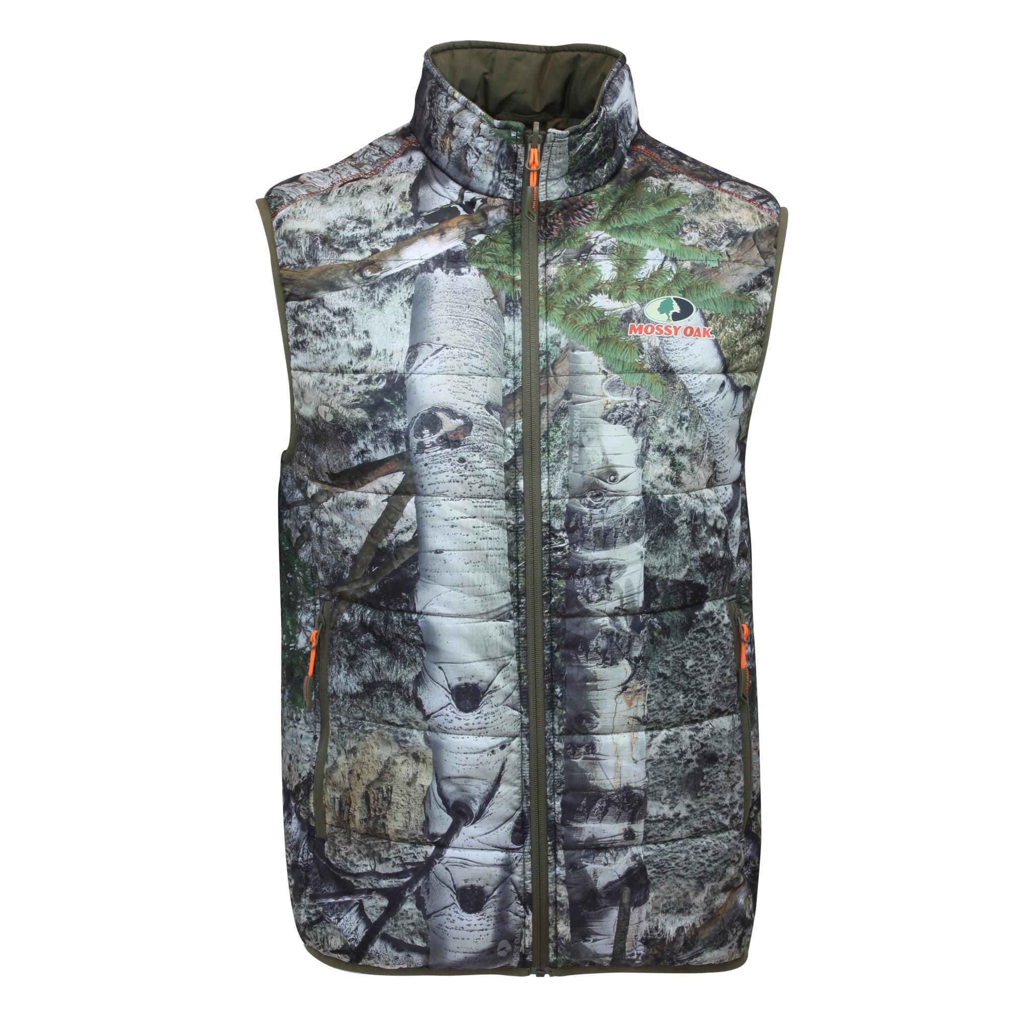Mossy Oak Men's Insulated Vest