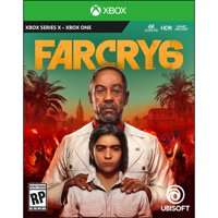 Far Cry 6 Xbox Series X|S, Xbox One Standard Edition, Pre-order Bonus