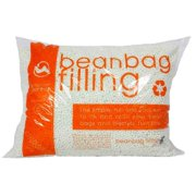 Popped Polystyrene Bean Bag Refill 3 5 Cubic Feet
