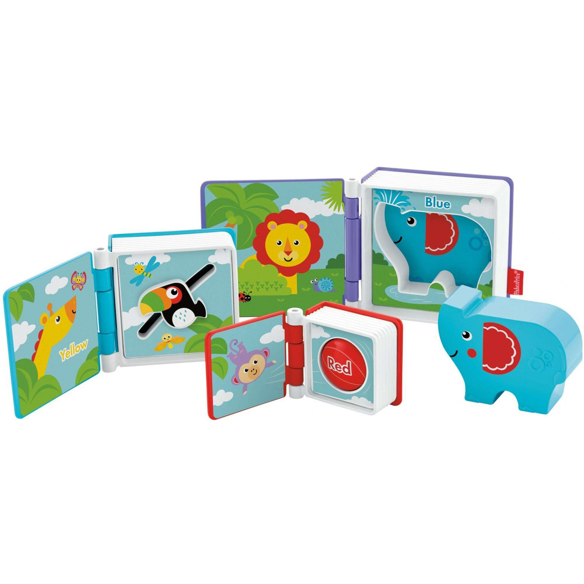 Fisher Price Rainforest Friends Activity Books by Mattel