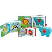 Fisher-Price Rainforest Friends Interactive Activity Books