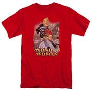 Jla - Wonder Woman - Short Sleeve Shirt - Small