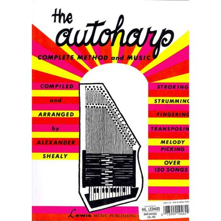 The Autoharp Complete Method and Music