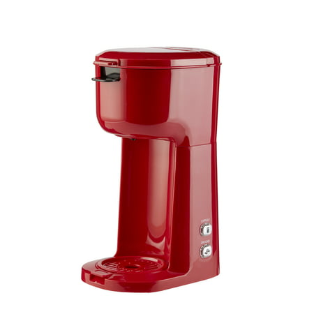 Mainstays Single Serve and K-Cup Brew Coffee Maker,