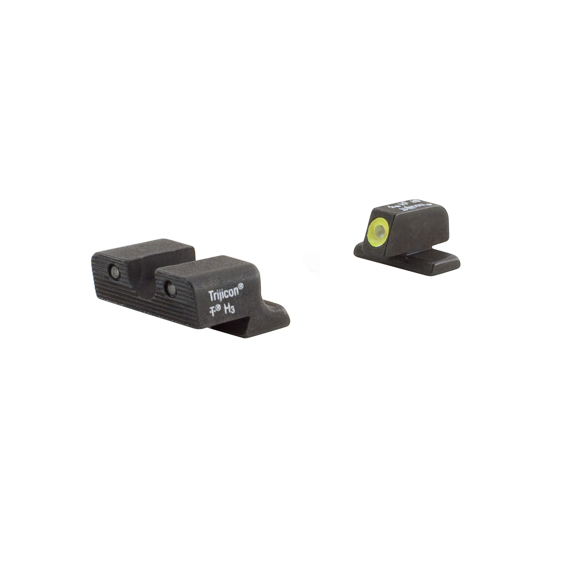 Trijicon Springfield HD Night Sight Set XD Series, Yellow Front Outline Lamp by Trijicon