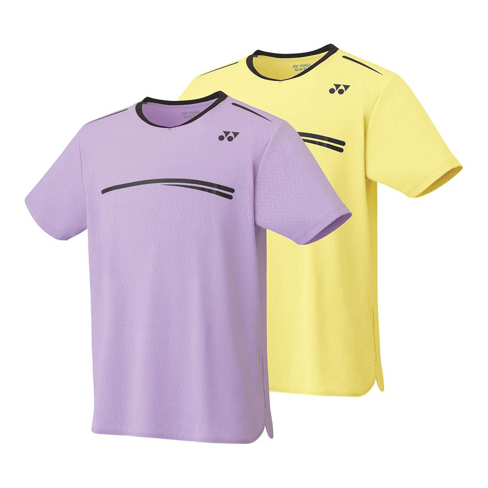 Men`s Melbourne Crew Neck Tennis Shirt
