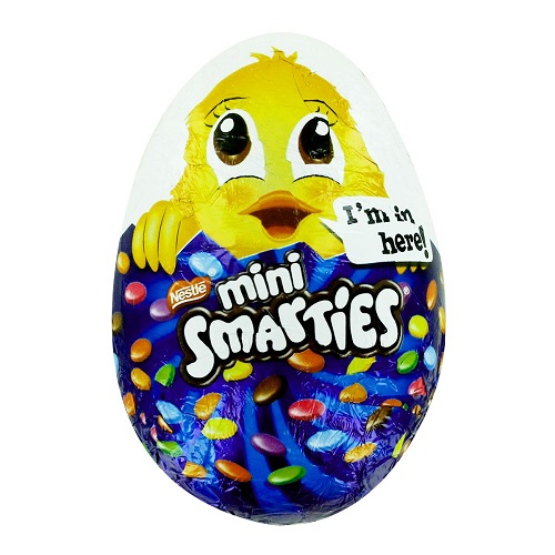 Smarties Chick in Egg 100g