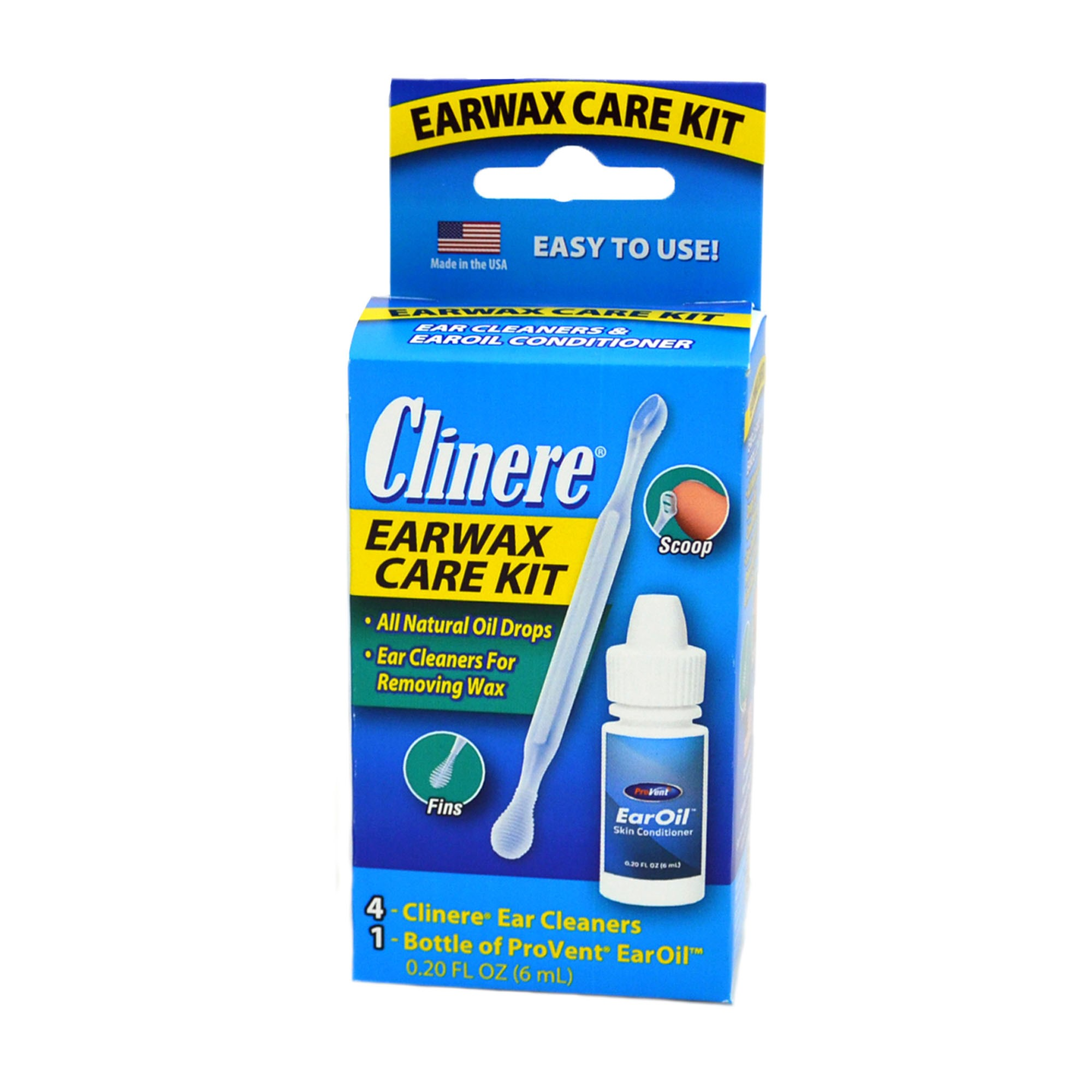 Clinere EarWax Cleaning Kit