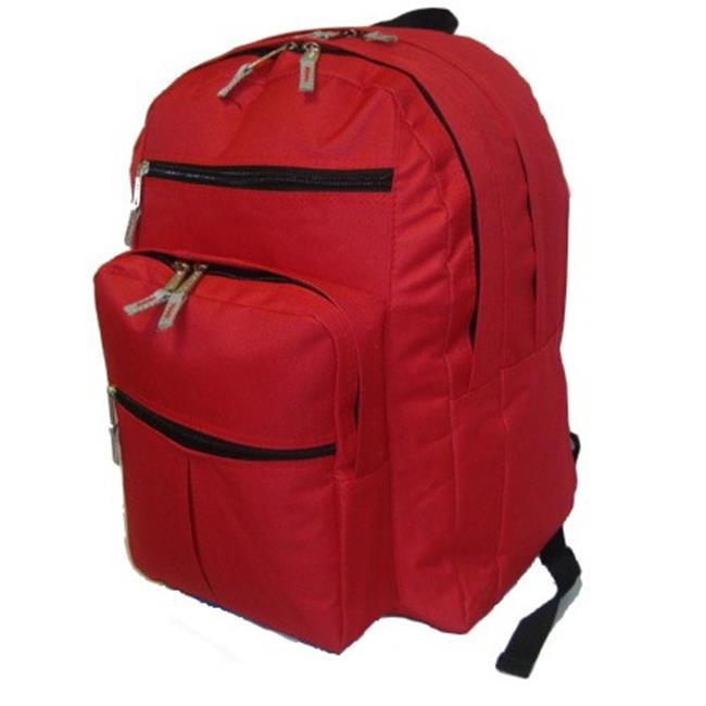 392b4d25773e K-Cliffs 600D Polyester Multi Pockets Backpack