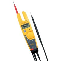 Fluke T5-600 Voltage, Continuity and Current Digital Electrical Tester Meter