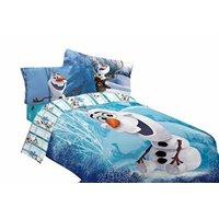 Disney Frozen Olaf Comforter, Twin/Full
