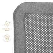 Halo 3 In 1 Dreamnest Playard With Rocking Binet And Breathable Mesh Mattress Image