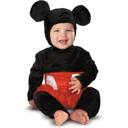 MICKEY MOUSE PRESTIGE INFANT - Mickey Mouse Pirate Costume