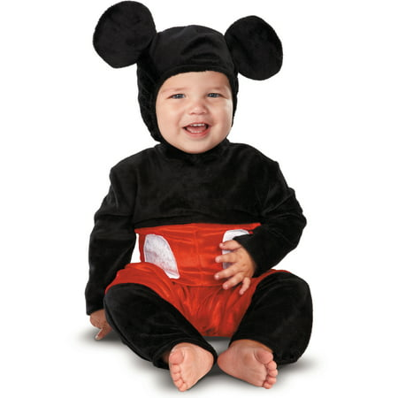 Mickey Mouse Costume 18 Months (MICKEY MOUSE PRESTIGE INFANT)