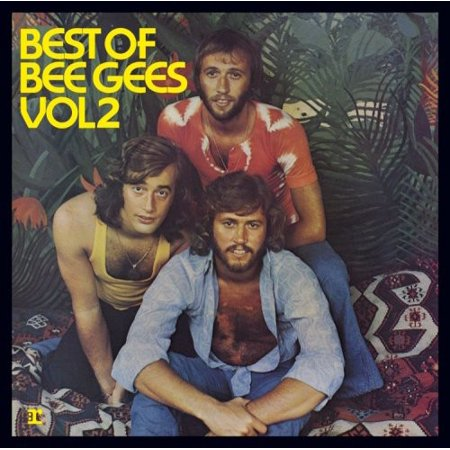 Best Of Bee Gees 2 (CD) (The Best Of Bee Gees Vol 2)